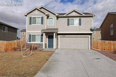 9540 Bryce Canyon Drive, Colorado Springs, CO 80925 - MLS#: 1023748