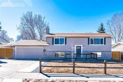 3611 Fairmont Place, Colorado Springs, CO 80910 - MLS#: 1027147