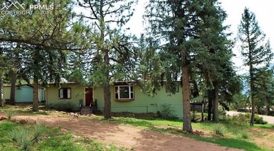 7795 Severy Avenue, Cascade, CO 80809 - MLS#: 1035174
