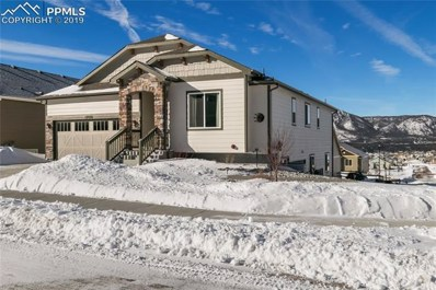 17874 Smelting Rock Drive, Monument, CO 80132 - MLS#: 1045762