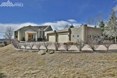 4245 Saddle Rock Road, Colorado Springs, CO 80918 - MLS#: 1050492