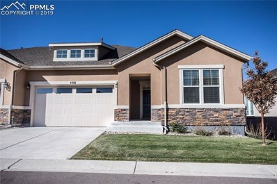 1418 Promontory Bluff View, Colorado Springs, CO 80921 - #: 1051842
