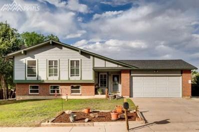 5055 Picket Drive, Colorado Springs, CO 80918 - MLS#: 1057879