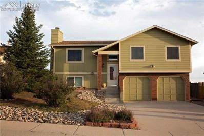 4055 Scotch Pine Drive, Colorado Springs, CO 80920 - MLS#: 1062255