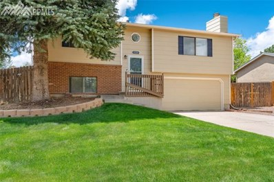 2030 Heathercrest Drive, Colorado Springs, CO 80915 - MLS#: 1077828