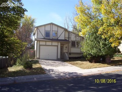 5475 Poncha Pass Court, Colorado Springs, CO 80917 - MLS#: 1084060