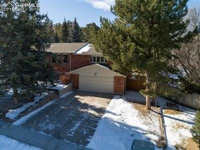 685 Carved Terrace, Colorado Springs, CO 80919 - MLS#: 1086969