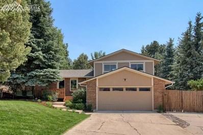 5125 Mayweed Court, Colorado Springs, CO 80917 - MLS#: 1088976