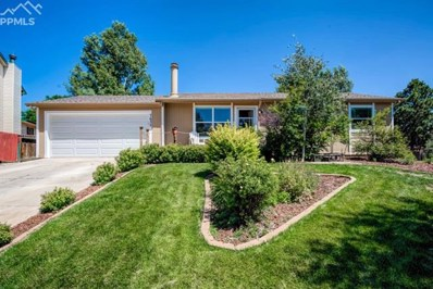 7635 Independence Court, Colorado Springs, CO 80920 - MLS#: 1097500