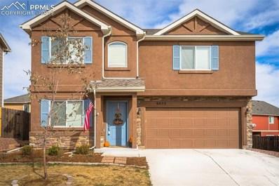 6452 Kilkenny Court, Colorado Springs, CO 80923 - MLS#: 1101903