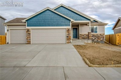 9857 Wando Drive, Colorado Springs, CO 80925 - MLS#: 1106330