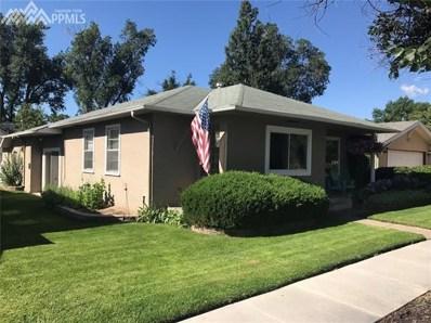 11 E Madison Street, Colorado Springs, CO 80907 - MLS#: 1110409