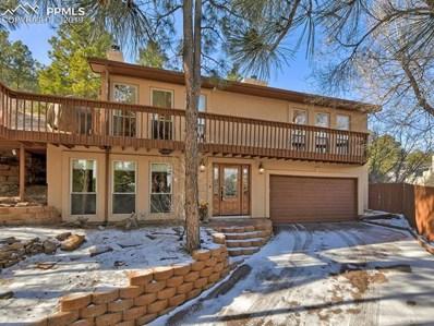 7210 Big Valley Court, Colorado Springs, CO 80919 - MLS#: 1118034