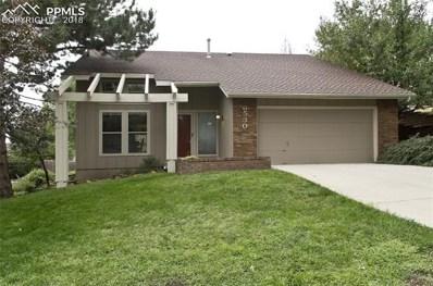 6530 Hastings Drive, Colorado Springs, CO 80919 - MLS#: 1123634