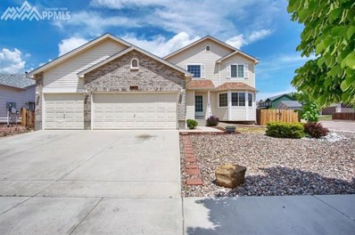5843 Poudre Way, Colorado Springs, CO 80923 - MLS#: 1126575