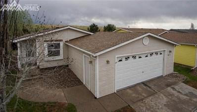 4596 Gray Fox Heights, Colorado Springs, CO 80922 - MLS#: 1130345