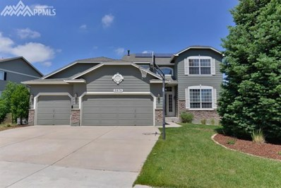 2870 Bethune Court, Colorado Springs, CO 80920 - MLS#: 1131428