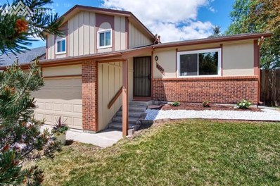 8050 Freemantle Drive, Colorado Springs, CO 80920 - MLS#: 1134475