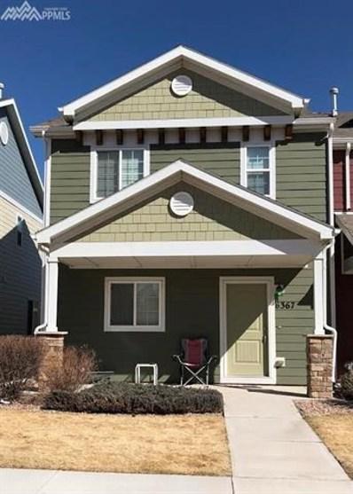 6367 Pilgrimage Drive, Colorado Springs, CO 80925 - MLS#: 1146812