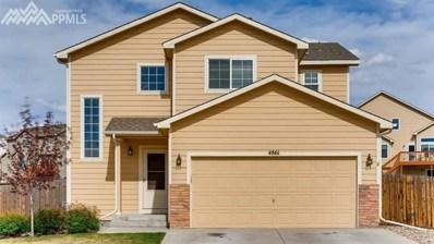 4861 Gami Way, Colorado Springs, CO 80911 - MLS#: 1152091