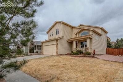4528 Bridle Pass Drive, Colorado Springs, CO 80923 - MLS#: 1167534