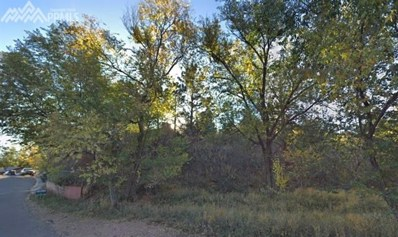445 E Fountain Place, Manitou Springs, CO 80829 - MLS#: 1168111