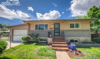 911 E Willamette Avenue, Colorado Springs, CO 80903 - MLS#: 1173479