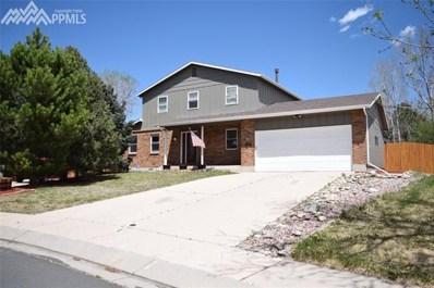 7665 Dawnview Court, Colorado Springs, CO 80920 - MLS#: 1173544