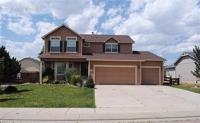 5114 Barnstormers Avenue, Colorado Springs, CO 80911 - MLS#: 1174243