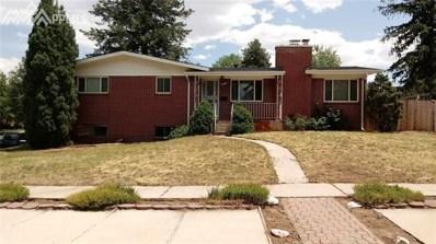 2411 Bennett Avenue, Colorado Springs, CO 80909 - MLS#: 1179608