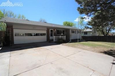 1909 Wooten Drive, Colorado Springs, CO 80915 - MLS#: 1183902