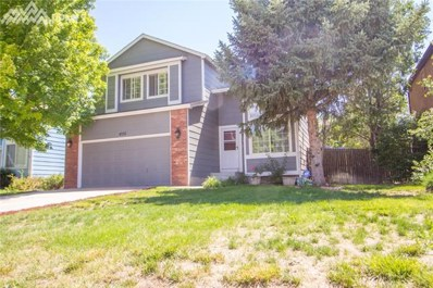 4337 Gunbarrel Drive, Colorado Springs, CO 80925 - MLS#: 1193953