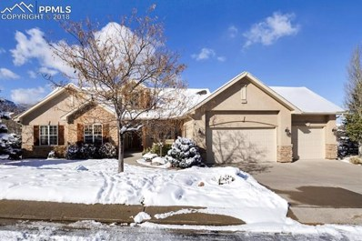 8345 Russett Court, Colorado Springs, CO 80919 - MLS#: 1199310