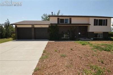 1424 Hiawatha Drive, Colorado Springs, CO 80915 - MLS#: 1206400