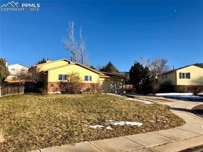 7825 Prism Court, Colorado Springs, CO 80920 - MLS#: 1214931