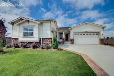 5161 Castlewood Canyon Court, Colorado Springs, CO 80924 - MLS#: 1215601