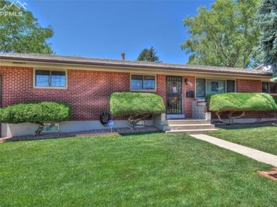 2004 Afton Way, Colorado Springs, CO 80909 - MLS#: 1216911