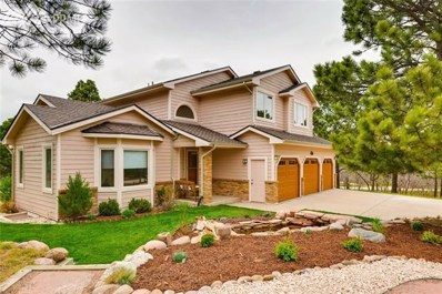 20190 Sheriffs Cove, Monument, CO 80132 - MLS#: 1218866