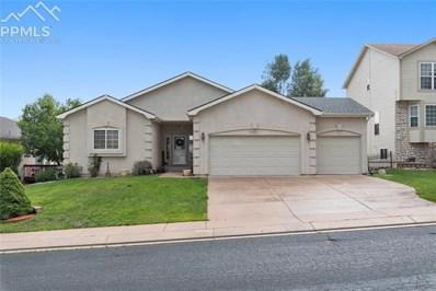 2320 Pinhigh Court, Colorado Springs, CO 80907 - MLS#: 1225595
