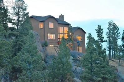 2075 Deer Mountain Road, Manitou Springs, CO 80829 - MLS#: 1236114
