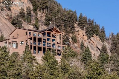 1417 Forest Road, Manitou Springs, CO 80829 - MLS#: 1248185