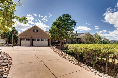 1575 Outrider Way, Monument, CO 80132 - MLS#: 1249483