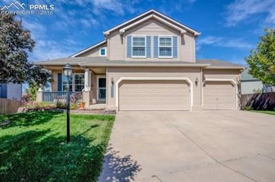 9631 Stoneglen Drive, Colorado Springs, CO 80920 - MLS#: 1254310