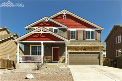 7816 Guinness Way, Colorado Springs, CO 80951 - MLS#: 1256586