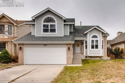 8910 Bellcove Circle, Colorado Springs, CO 80920 - MLS#: 1261046