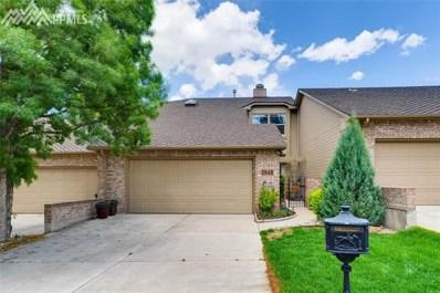 2948 Tenderfoot Hill Street, Colorado Springs, CO 80906 - MLS#: 1265887