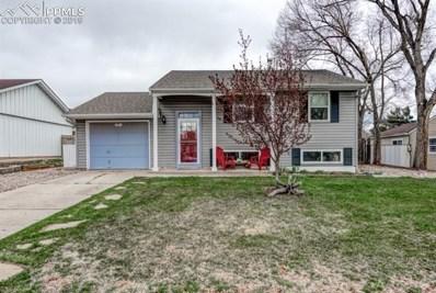 2910 Garland Terrace, Colorado Springs, CO 80910 - MLS#: 1269987