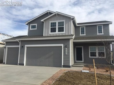 9595 Rubicon Drive, Colorado Springs, CO 80925 - MLS#: 1292523