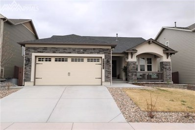 10889 Echo Canyon Drive, Colorado Springs, CO 80908 - MLS#: 1294828