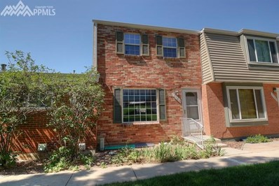 1160 Cree Drive, Colorado Springs, CO 80915 - MLS#: 1304123